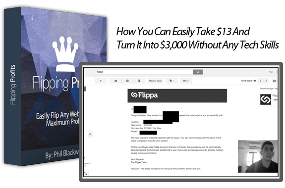 Download FREE Flipping Profits By Dan Dasilva