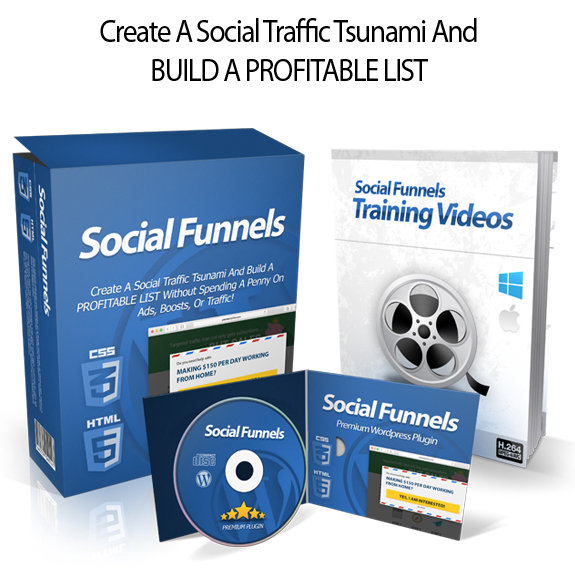 Get Social Funnels Plugin NULLED 100% Working!
