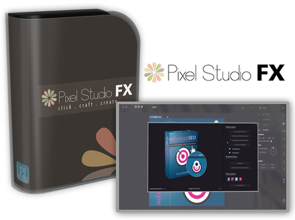 Pixel Studio FX Software INSTANT ACCESS Pro License
