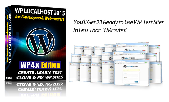 You Can Download FREE WP Localhost 2015 CRACKED!