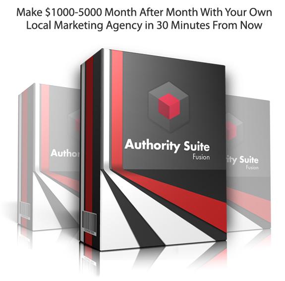Authority Suite Fusion LIFETIME Instant Download