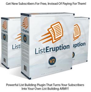 Download List Eruption V2 Plugin NULLED! 100% Working!