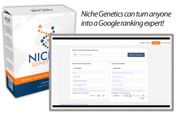 Download Niche Genetics Expert V2 NULLED!