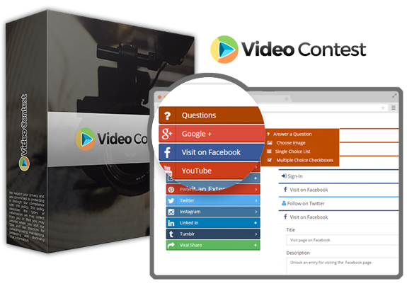 Download Video Contest Plugin NULLED! Working!