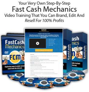 Fast Cash Mechanics PLR FULL License Free Download