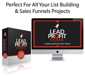 Lead-Profit Systems Instant ACCESS To Member Area!