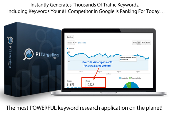 P1 Targeting APP UNLIMITED Instant ACCESS!!