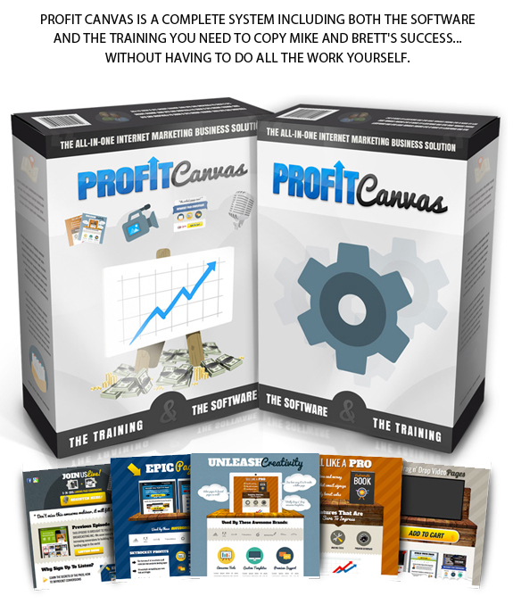 Profit Canvas Pro License DOWNLOAD NOW!!