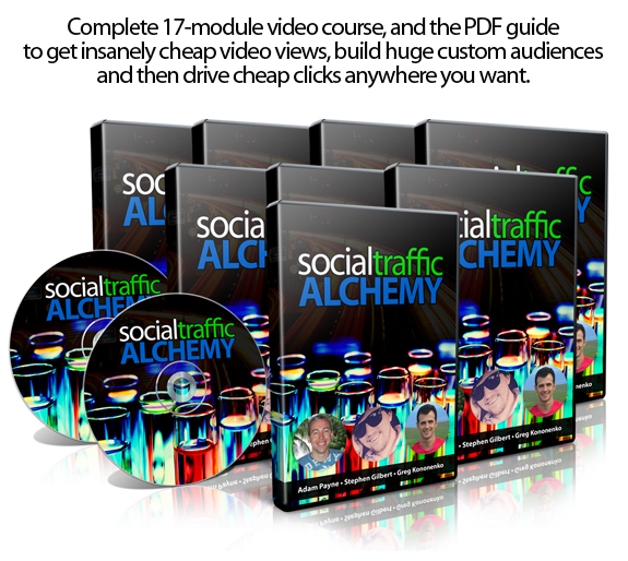 Social Traffic Alchemy FREE Download Forever!