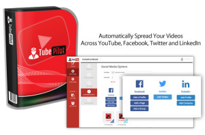 Tube Pilot Software Unlimited Instant Download!