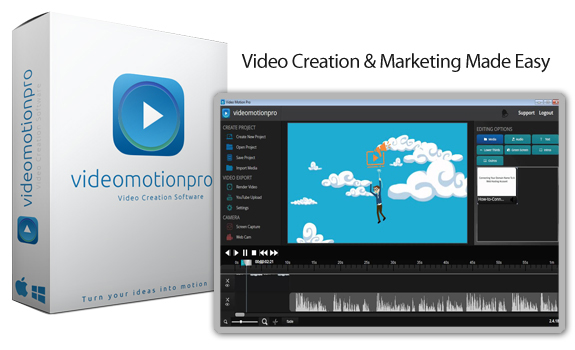 Video Motion Pro CRACKED FREE Download!