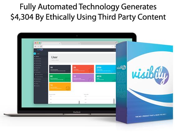 Visibily Software ELITE License Free Download
