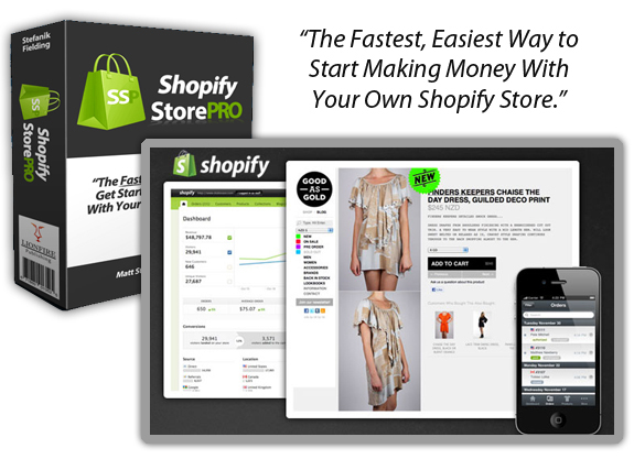 You Can Download FREE Shopify Store Pro Training