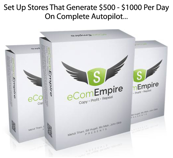 eCom Empire Instant Access FREE Download