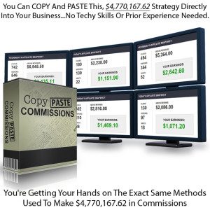 Download Copy Paste Commissions FULL Training!