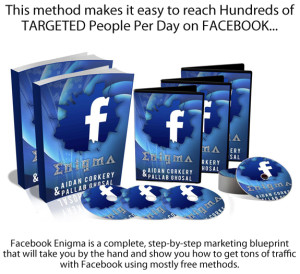 FULL Download Facebook Enigma FULL Training and PDF!