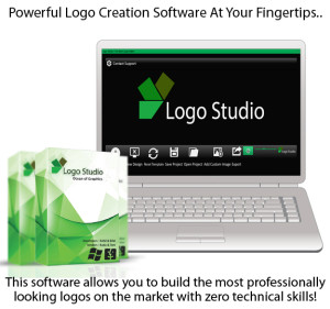 Instant DOWNLOAD Logo Studio FX Software 100% Working!!