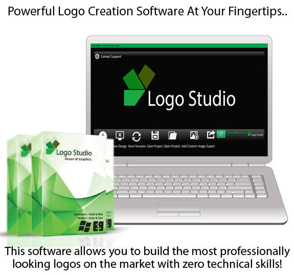 Instant DOWNLOAD Logo Studio FX Software 100% Working!!