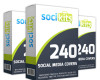 SociKits Template FULL Free Download Forever!