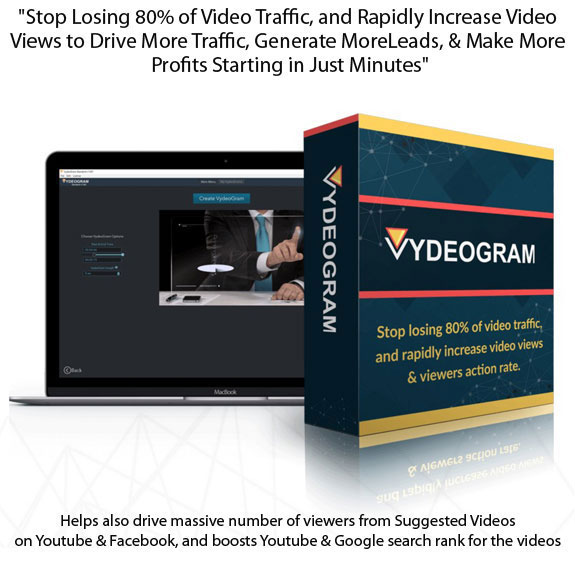 VydeoGram Software CRACKED FREE Download 100% Working!