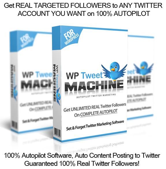 WP Tweet Machine Pro License NULLED! 100% Working!!