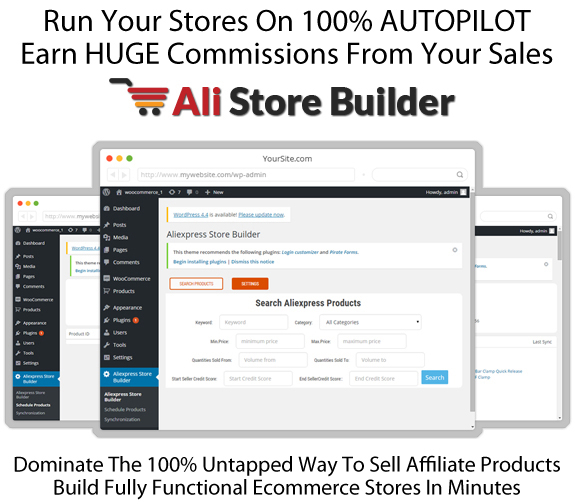Ali Store Builder Software INSTANT Download 100% WORKING!!
