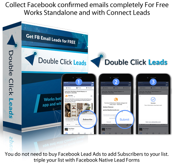 Double Click Leads Software INSTANT Download By Andrew Darius