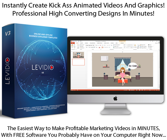 Download Now Levidio Vol 3 Explainer Video Template