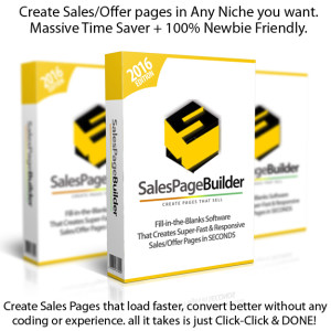 Download Sales Page Builder Software CRACKED By Ankur Shukla