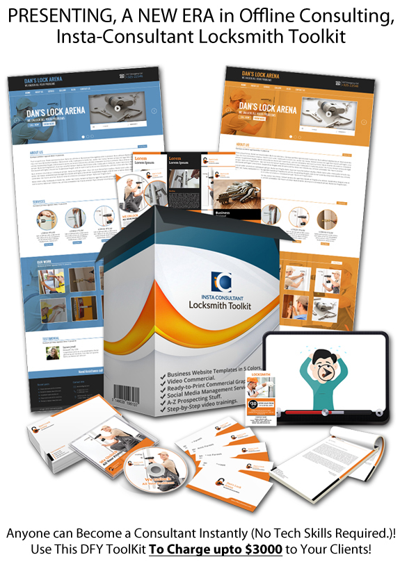FULL Download Insta Consultant Locksmith ToolKit