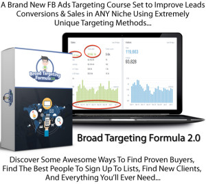 Broad Targeting Formula 2.0 INSTANT DOWNLOAD All Training Video