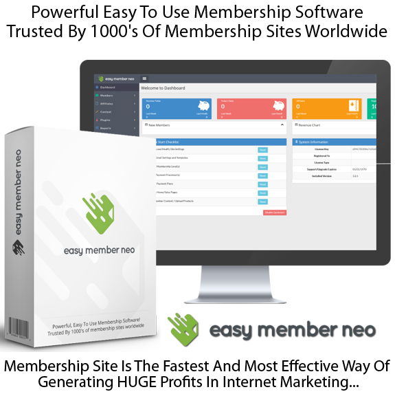DIRECT DOWNLOAD Easy Member NEO Software 100% Working