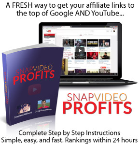 DIRECT Download Snap Video Profits COMPLETE Training