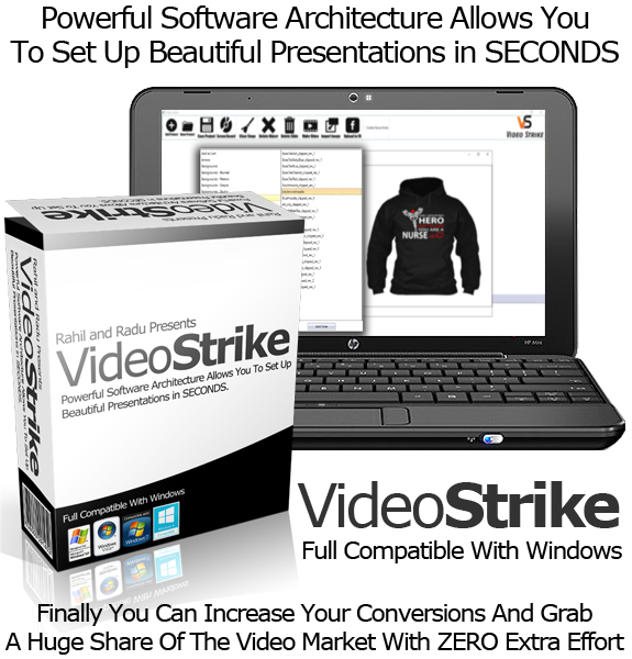 Video Strike PRO Software CRACKED INSTANT DOWNLOAD
