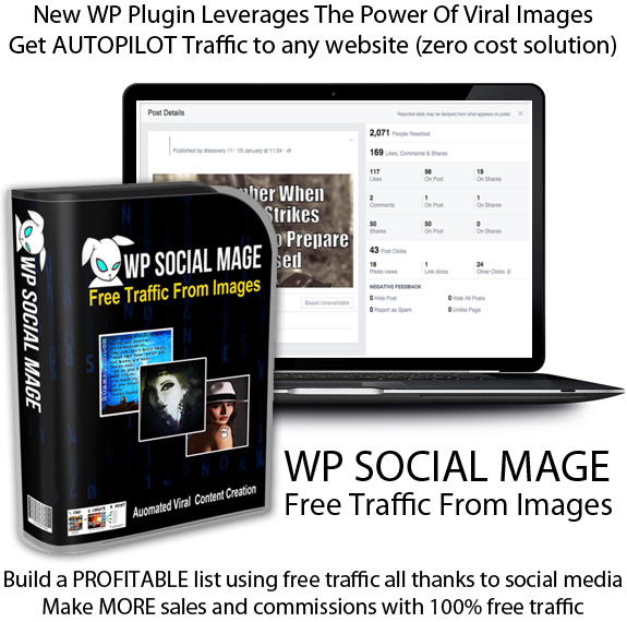 WP Social Mage Software DIRECT DOWNLOAD 100% Working