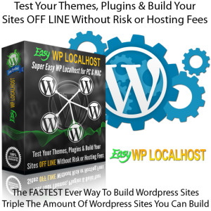 Easy WP Localhost Software DIRECT DOWNLOAD Unlimited License