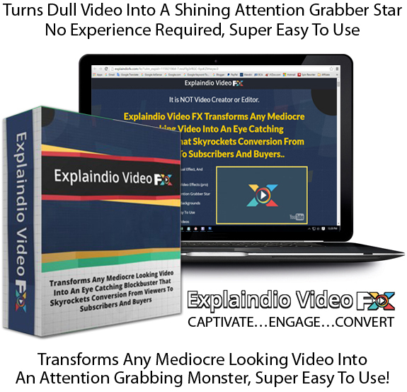 Explaindio Video FX PRO FULL Download 100% Working!!