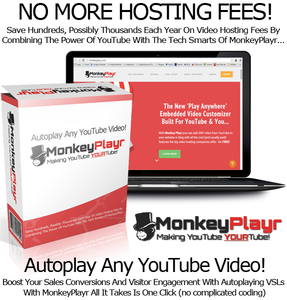 Monkey Playr Early Adopter Video Player DIRECT DOWNLOAD