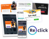 ReClick App New Software Grow Massive Email List Fast!