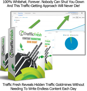Traffic Fresh Software LIFETIME ACCESS Traffic Generator Software