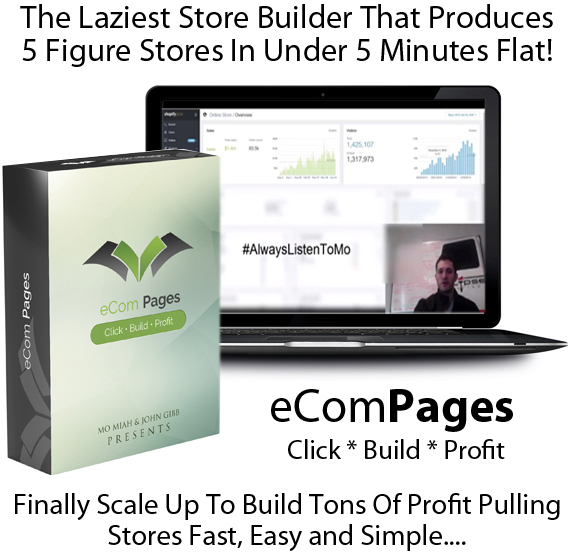 eCom Pages Pro Software DEVELOPER License Lifetime ACCESS!