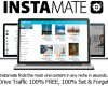 Instamate Software Go Viral Content On Instagram By Luke Maguire