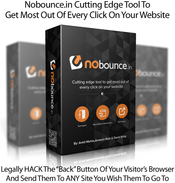 Nobounce.in WP Plugin INSTANT DOWNLOAD Unlimited Site License