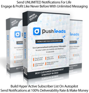 Push Leads Software Skyrocket Performance Of Your eCom Store