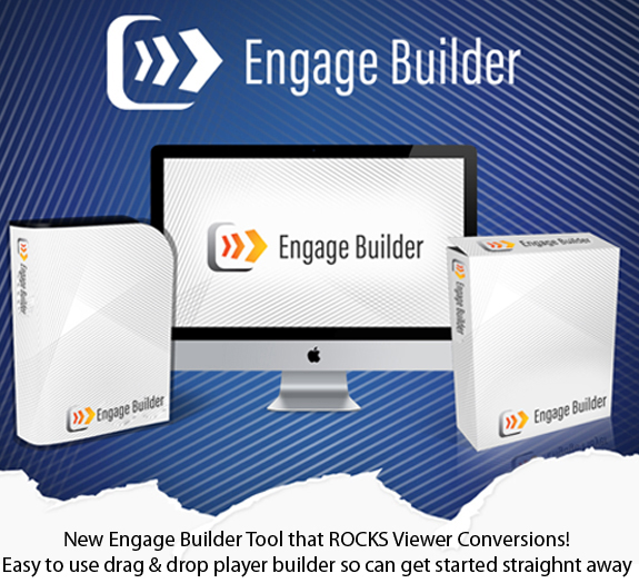 Engage Builder Software UNLIMITED Instant Access