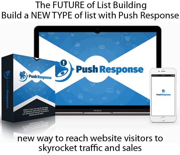 Push Response Software Instant Access LIFETIME ACCOUNT