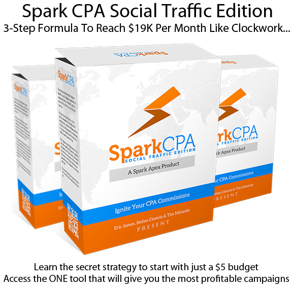Spark CPA Social Traffic Edition UNLIMITED ACCESS!