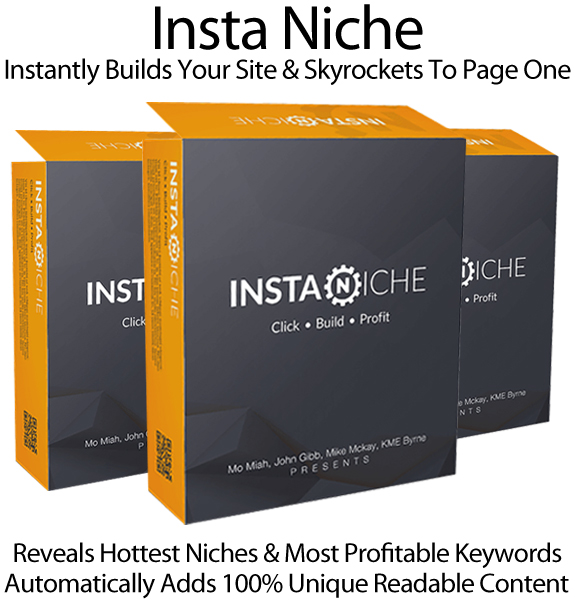 Insta Niche Pro Version CRACKED Instant Download