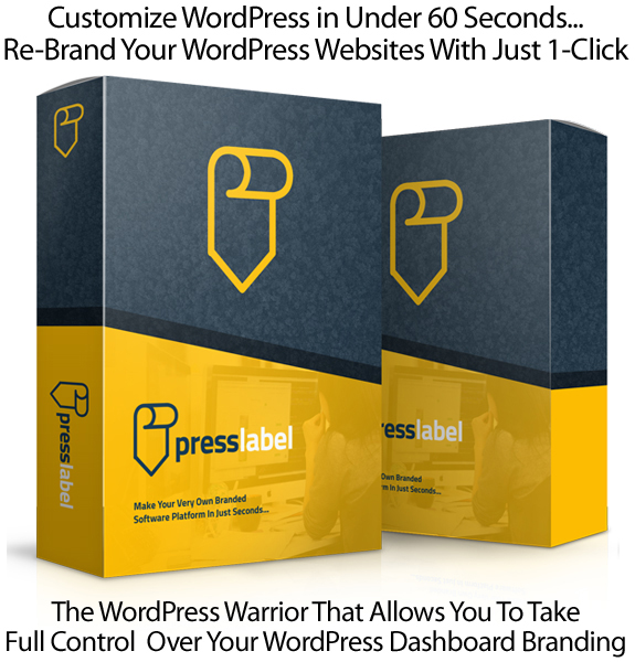 Press Label WP Plugin INSTANT Download Unlimited License