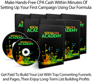 Social CPA Academy Instant Download By Stephen Gilbert